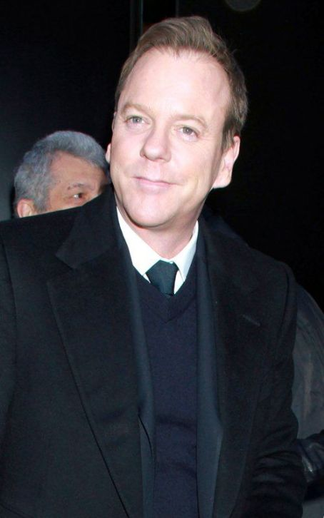 "Kiefer Sutherland Talks ""Touch,"" Women with REDBOOK"