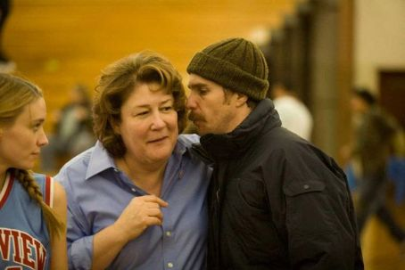 Margo Martindale as Donna and Sam Rockwell as Bill in James C. Strouse comedy 'The Winning Season.'