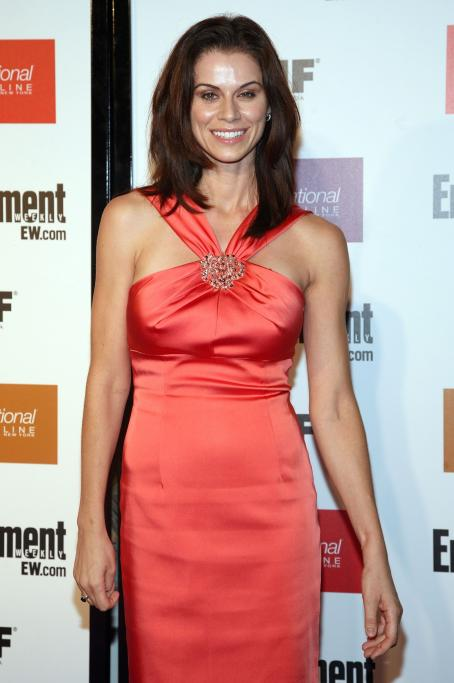 Jennifer Taylor  - Entertainment Weekly And Women In Film Pre-Emmy Party, Held At Restaurant At The Sunset Marquis Hotel In West Hollywood, California - September 17, 2009.