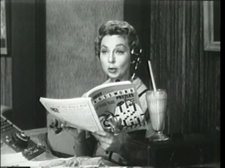 The Ann Sothern Show Ann Tyrrell As Olive
