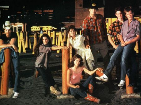 Footloose  Cast (1984)