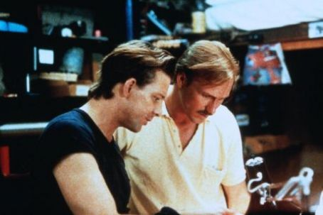 Body Heat Mickey Rourke and William Hurt in BodyHeat (1981)
