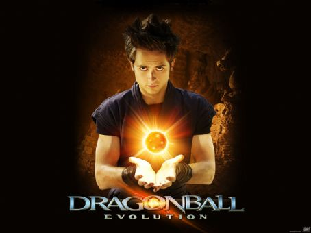 Goku Dragonball Evolution Wallpaper