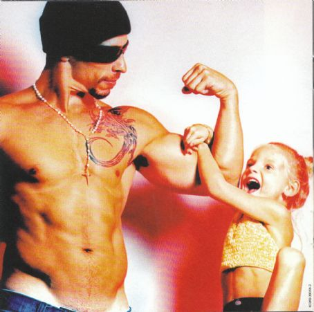 Danny Wood and daughter Vega
