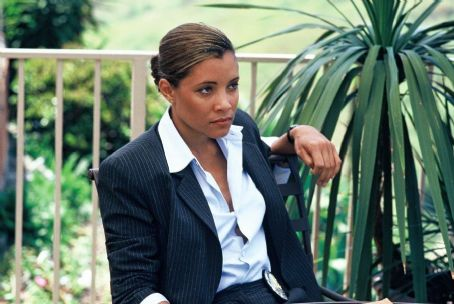 Dark Blue Michael Michele stars as Beth Williamson