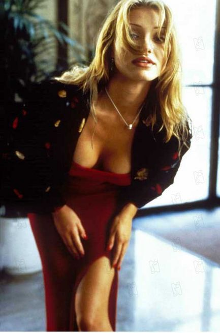The Mask Cameron Diaz as Tina Carlyle in