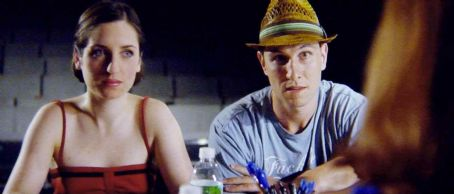 Pablo Schreiber Zoe (Zoe Lister Jones) and Turner () in IFC Films' Breaking Upwards.