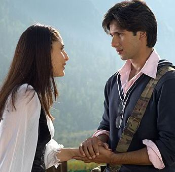 Shahid Kapoor Kareena Kapoor and