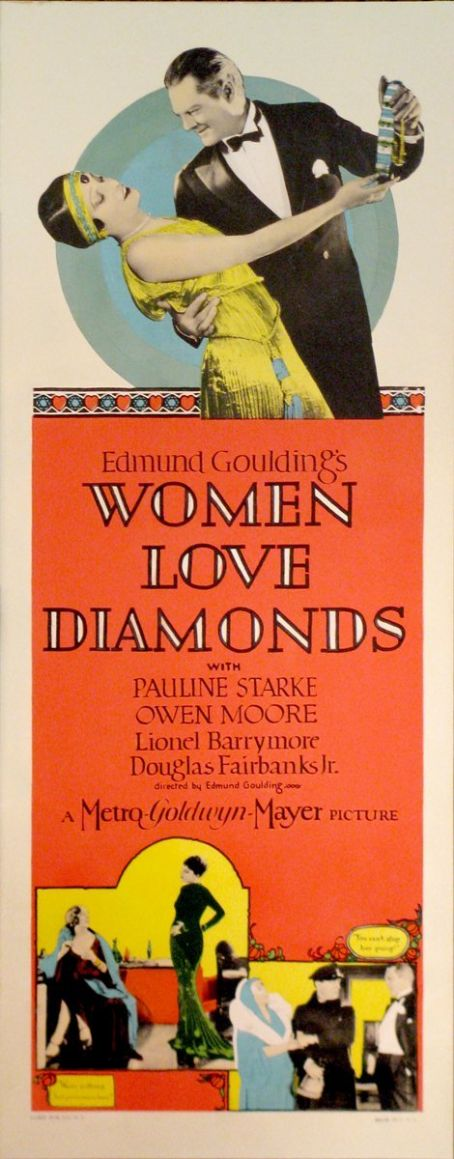 Women Love Diamonds (1927)