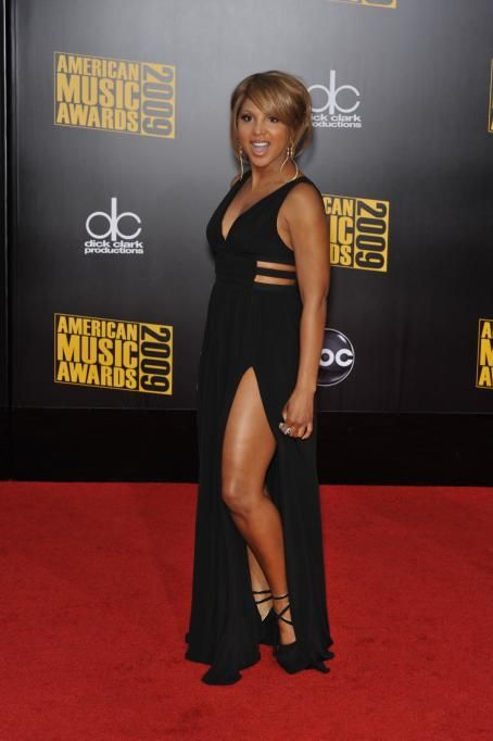 Toni Braxton - American Music Awards at Nokia Theatre L.A. Live on November 22, 2009 in Los Angeles, California