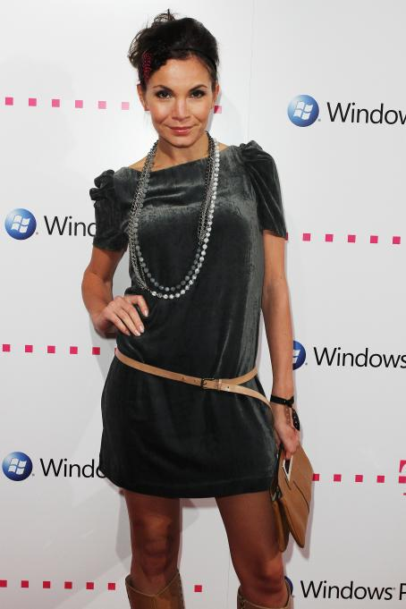 Nadine Warmuth - 'Launch Of The New Windows Phone By Deutsche Telekom' At Hotel De Rome On October 20, 2010 In Berlin, Germany