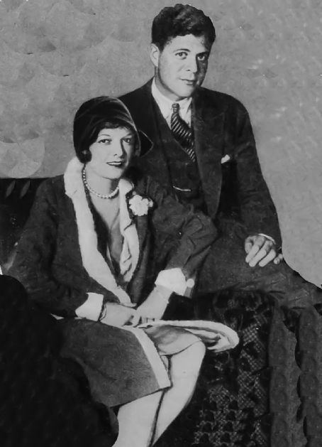Marian Nixon and Edward Hillman Jr.