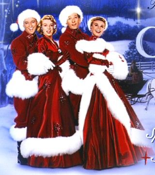 Rosemary Clooney - White Christmas 1954 Irving Berlin and Bing Crosby
