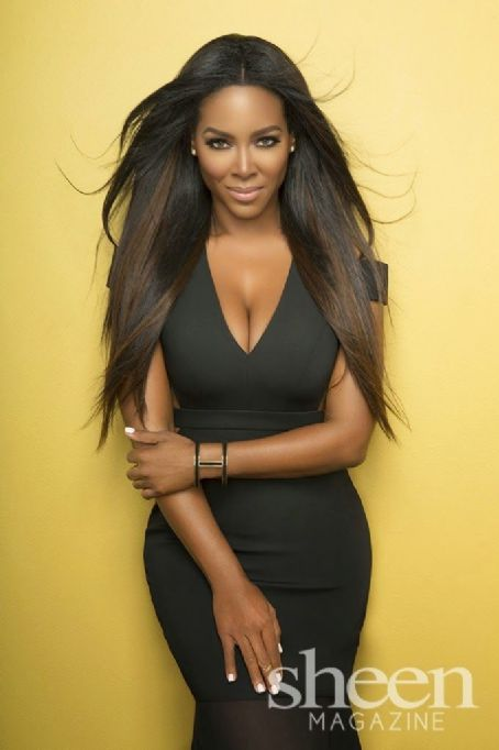 Kenya Moore - Sheen Magazine Pictorial [United States] (January 2015)