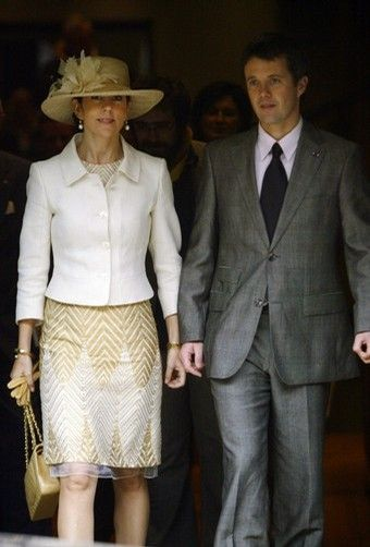 Kronprinsesse Mary - Crown Princess Mary Elizabeth of Denmark and Kronprins Frederik