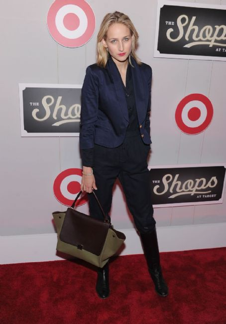 Leelee Sobieski: at The Shops At Target Launch Party