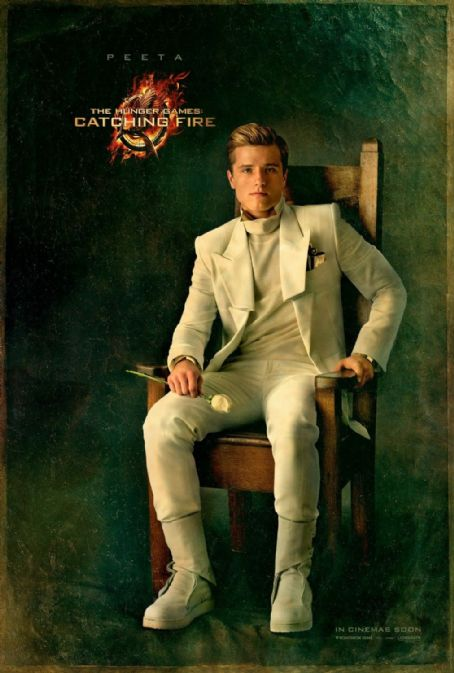 Josh Hutcherson - The Hunger Games: Catching Fire