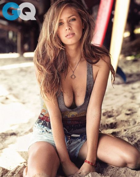 Dylan Penn  Gq January 2014