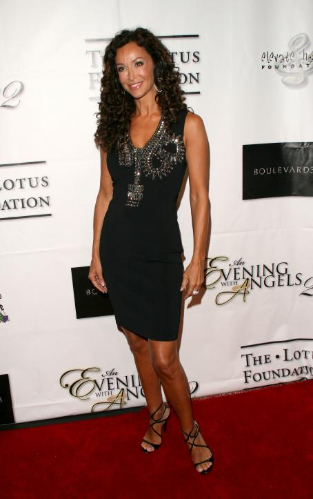 Sofia Milos - Elevate Hope Foundation Presents 'An Evening With Angels' At Boulevard3 On July 25, 2010 In Hollywood, California