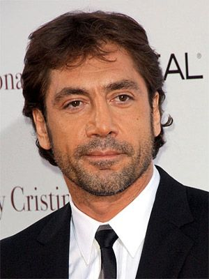 Men We Love - Javier Bardem