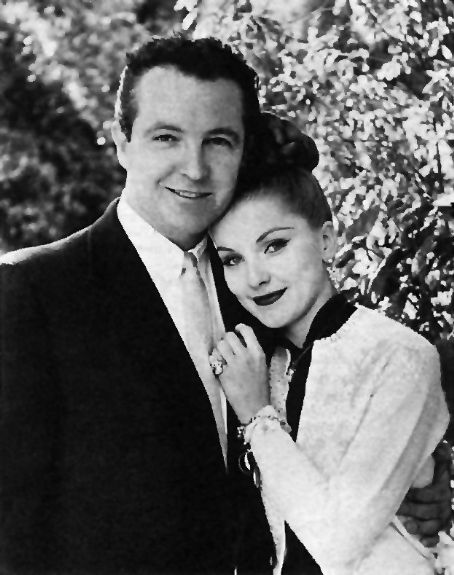 David Street and Debra Paget
