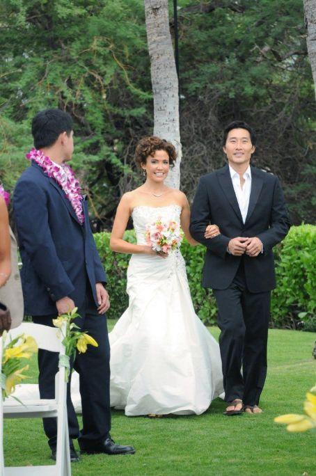 Reiko Aylesworth - Hawaii Five-0 (2010)