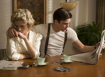 The Black Dahlia Scarlett Johansson and Josh Hartnett