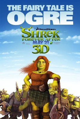 Princess Fiona Shrek Forever After (2010)