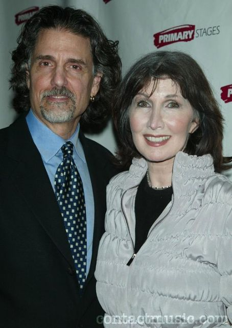Chris Sarandon  and current wife Joanna Gleason