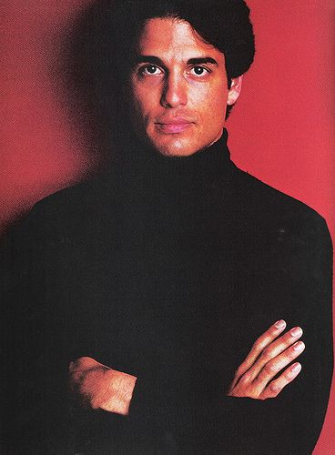 Chris Sarandon  in 70's Studio Shot