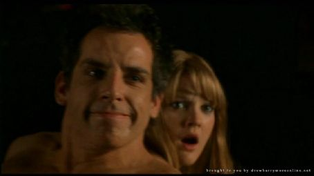 Duplex Drew Barrymore and Ben Stiller in  (2003)