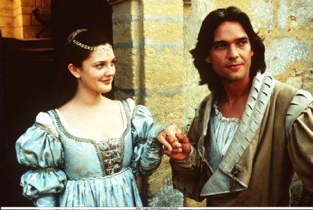 Dougray Scott Drew Barrymore and