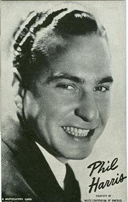 Phil Harris  (I)