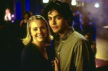 Nicole Maris Melissa Joan Hart and Adrian Grenier in Drive Me Crazy