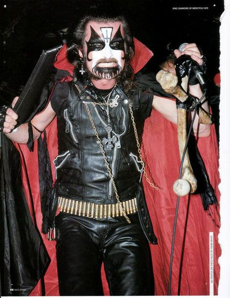 Kim B. Petersen King Diamond