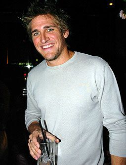 Curtis Stone  at Absolute Hunk party in Darlinghurst