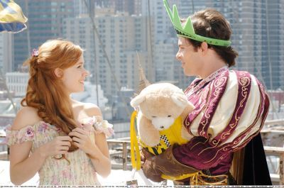 Enchanted James Marsden and Amy Adams