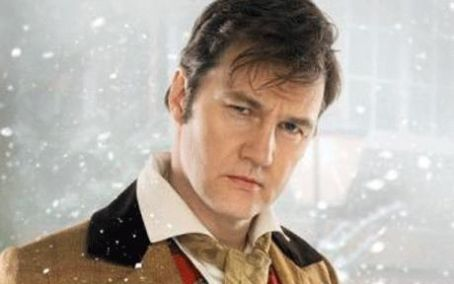 David Morrissey in Doctor Who - The Next Doctor
