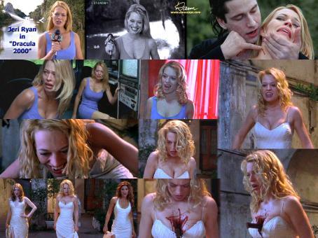 Jeri Lynn Ryan  - Dracula 2000 Caps