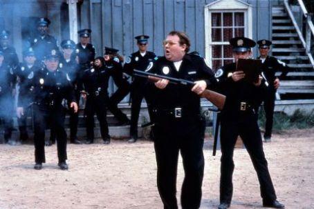 G.W. Bailey Police Academy (1984)