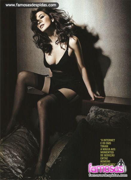 Soraia Chaves - GQ Magazine [Portugal] (April 2010)