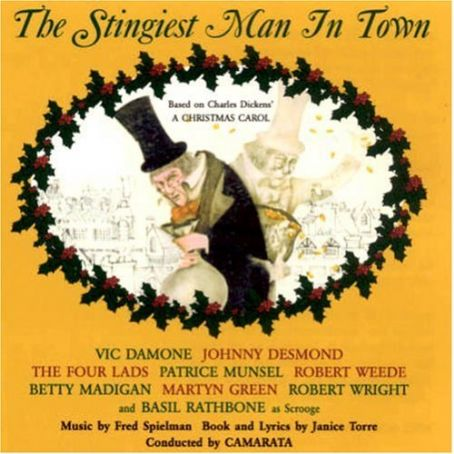 Christmas THE STINGEST MAN IN DOWN 1958 TV CHRISTMAS SPEICAL