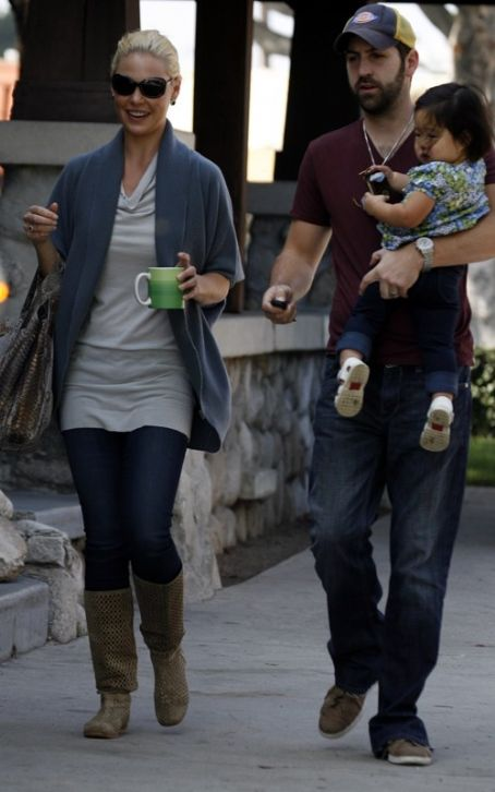 Katherine Heigl: Family Time With Josh And Naleigh