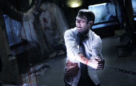 Peter Outerbridge  stars as 'William' in SAW VI. Photo credit: Steve Wilkie