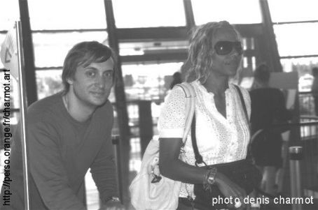 Cathy Guetta David Guetta and