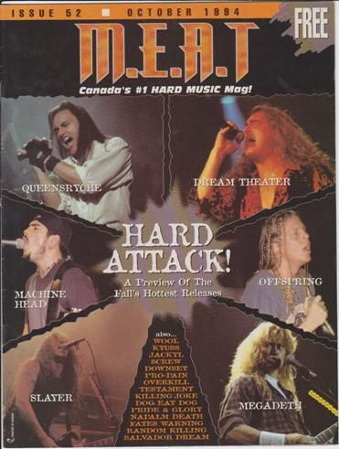 Geoff Tate , Dave Mustaine, Tom Araya, Robb Flynn, James Labrie & Dexter Holland