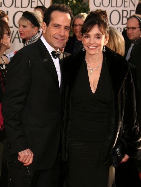 Brooke Adams Tony Shalhoub and wife