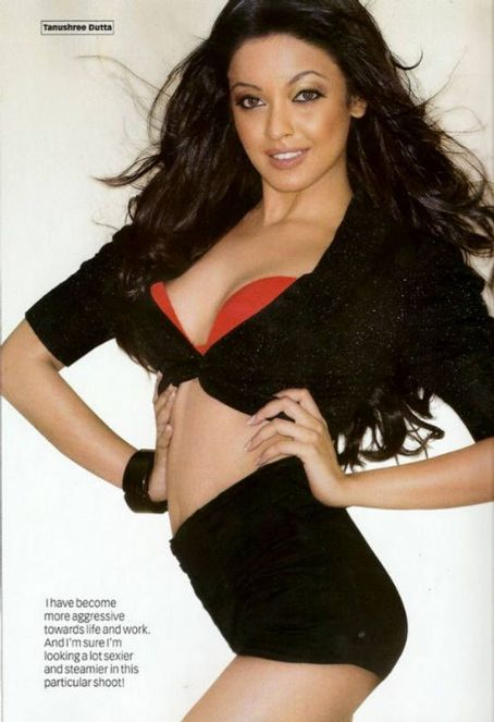 Tanushree Dutta  Maxim Magazine Pictorial February 2009