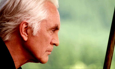 Terence Stamp stars as Stick.