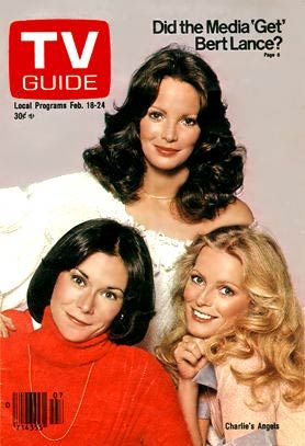 Jaclyn Smith - TV Guide Magazine [United States] (18 February 1978)